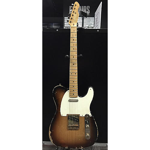 In Store Used Used Bluesman Vintage 57 Coupe 2 Color Sunburst Solid Body Electric Guitar