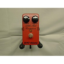 Used Bmf Effects Little Red Compressor Effect Pedal