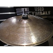Used Bosphours 14in Oracle Hi Hats Cymbal