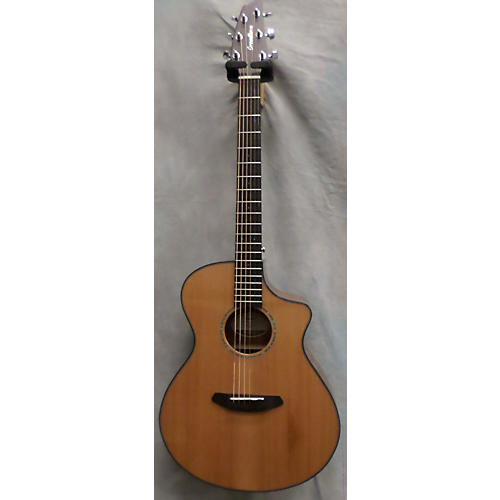 In Store Used Used Breedolve Pursuit Concert Natural Acoustic Electric Guitar