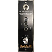 Used Brent Averill 1960s 312 Microphone Preamp