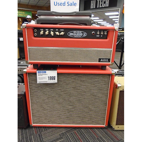 In Store Used Used Bruno Underground 30 Guitar Stack