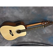 Used Busuyi VEEDIV Natural 12 String Acoustic Electric Guitar