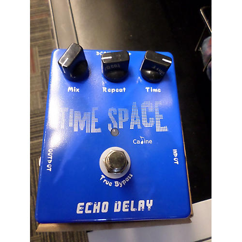 In Store Used Used CADINE CP17 TIME SPACE ECHO DELAY Effect Pedal