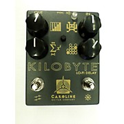 Used CAROLINE KILOBYTE DELAY Effect Pedal