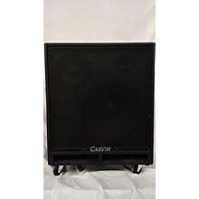 Used CARVI BRX 15.3 Bass Cabinet