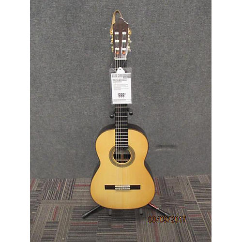 In Store Used Used CASA MONTALVO RAYA PARDO Natural Classical Acoustic Guitar-thumbnail