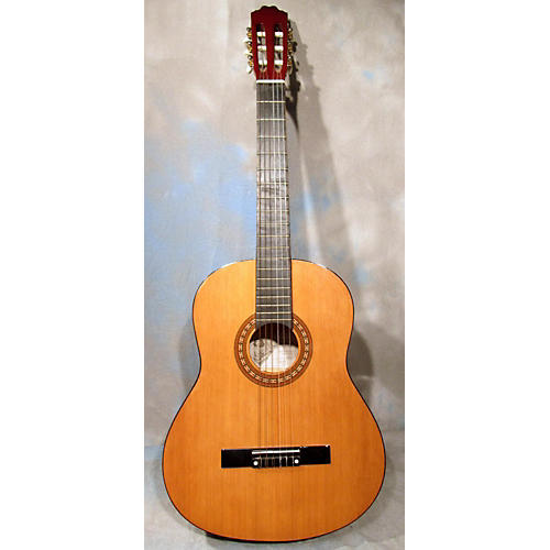 In Store Used Used CASTILLA CN80 Natural Classical Acoustic Guitar-thumbnail