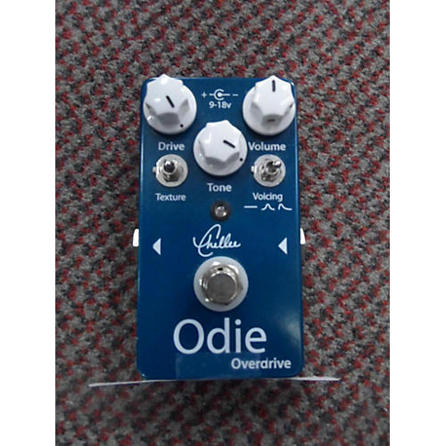 In Store Used Used CHELLE ODIE Effect Pedal