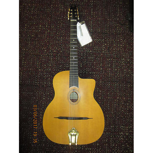 In Store Used Used CIGANO GJ-10 Natural Acoustic Guitar