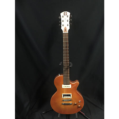 In Store Used Used CMG Ashlee Georgia Honey Solid Body Electric Guitar