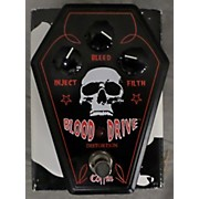 Used COFFIN BLOOD DRIVE Effect Pedal