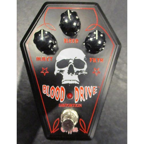 In Store Used Used COFFIN BLOOD DRIVE Effect Pedal-thumbnail