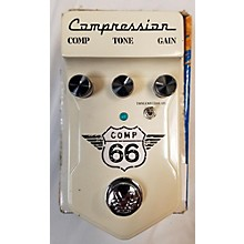 Used COMP66 V2CMP66 Effect Pedal