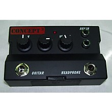 Used CONCEPT3 HEADPHONE GUITAR AMP Battery Powered Amp