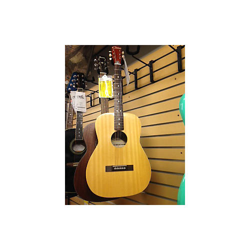 In Store Used Used CONTESSA 1970s HG.01 Natural Acoustic Guitar-thumbnail