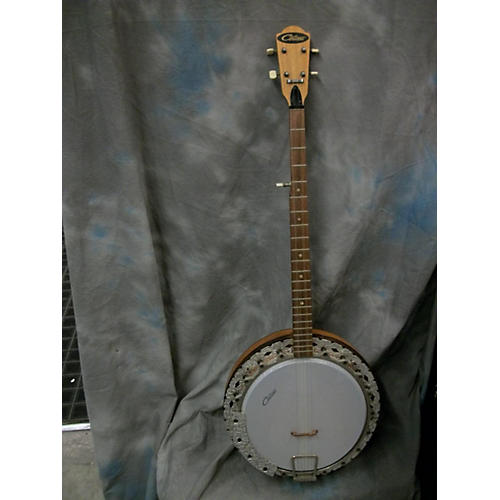 In Store Used Used CONTESSA 1990s WEDDING CAKE Natural Banjo-thumbnail