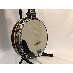 Used Cortley String Natural Banjo
