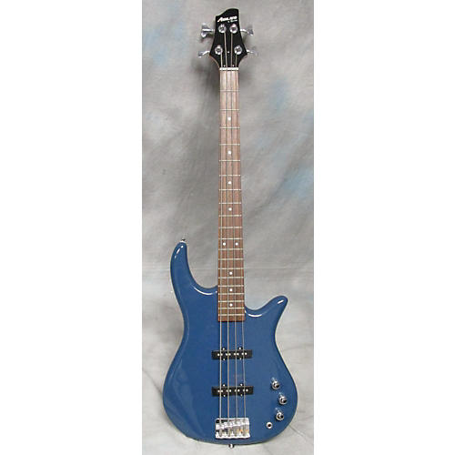 In Store Used Used CRAFTER ASHLAND Blue Electric Bass Guitar