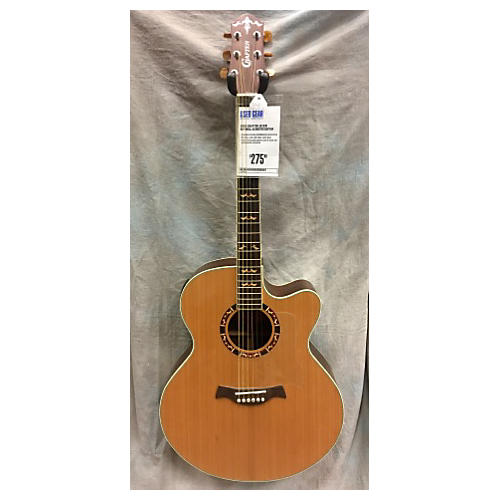 In Store Used Used CRAFTER JE18/N Natural Acoustic Guitar