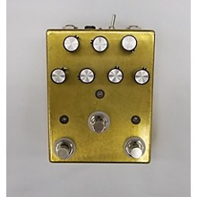 Used CUSTOM Overdrive With Compressor Effect Pedal