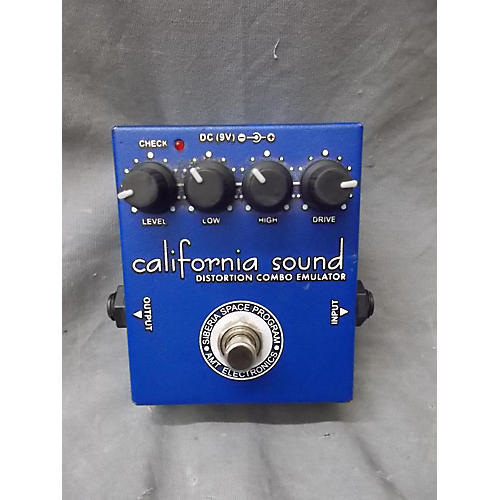 In Store Used Used California Sound Distortion Combo Emulator Effect Pedal