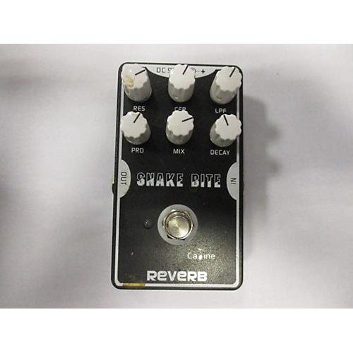 In Store Used Used Caline Snake Bite Effect Pedal