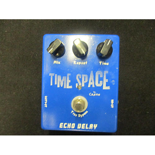 In Store Used Used Caline Time Space Echo Delay Effect Pedal