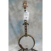 Used Cameo 1970s 5 String Natural Banjo