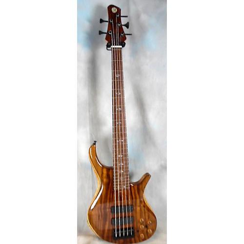 In Store Used Used Carl S Woodgrain Electric Bass Guitar 2015 Stanley Perkins Model Mahogany Electric Bass Guitar-thumbnail