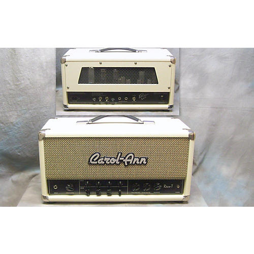 In Store Used Used Carol-Ann Revo T Serial #001 Tube Guitar Amp Head