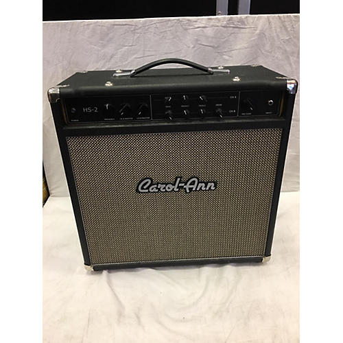 In Store Used Used Carol-ann Hs2 Tube Guitar Combo Amp