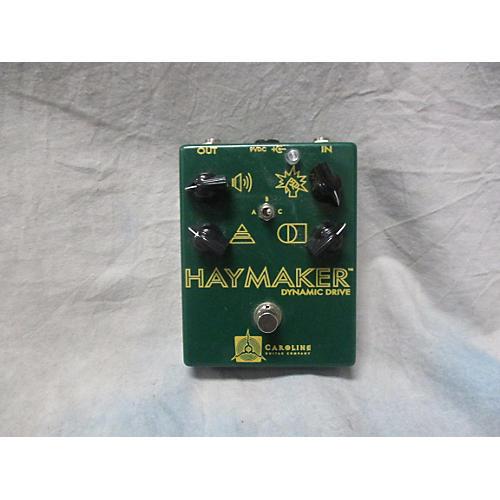 In Store Used Used Caroline Guitar Company Haymaker Effect Pedal-thumbnail