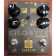 Used Caroline Guitar Company Kilobyte Effect Pedal
