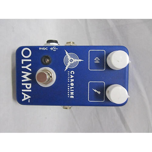 In Store Used Used Caroline Guitar Company Olympia Effect Pedal