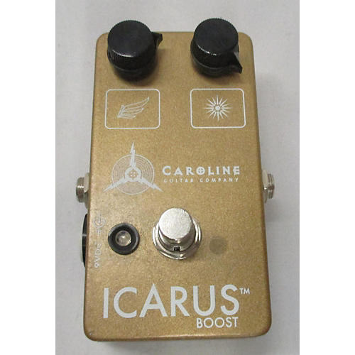 In Store Used Used Caroline Icarus Boost Effect Pedal-thumbnail