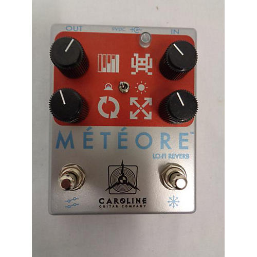 In Store Used Used Caroline Meteore Effect Pedal
