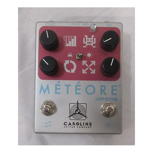 used caroline meteore lo fi reverb effect pedal guitar center. Black Bedroom Furniture Sets. Home Design Ideas