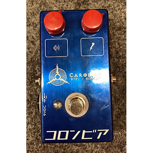 In Store Used Used Caroline Olympia Effect Pedal