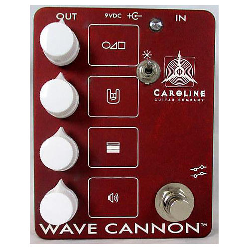In Store Used Used Caroline Wave Cannon Effect Pedal