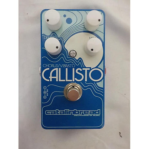 In Store Used Used Catalinber Callisto Effect Pedal