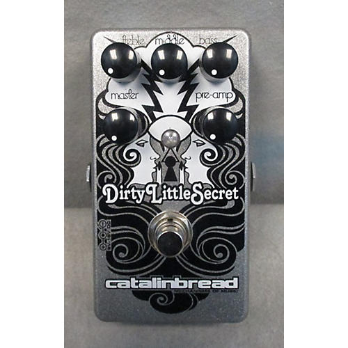 In Store Used Used Catalinbraed Dirty Little Secret Effect Pedal-thumbnail