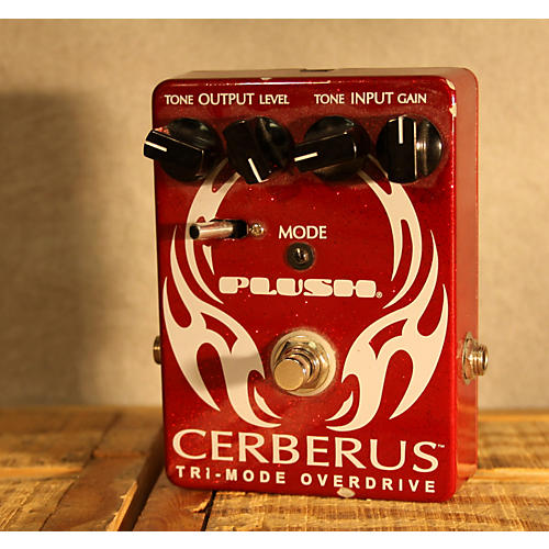 In Store Used Used Cerberus Tri-Mode Overdrive Effect Pedal-thumbnail
