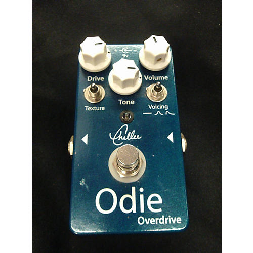 In Store Used Used Chellee Odie Effect Pedal