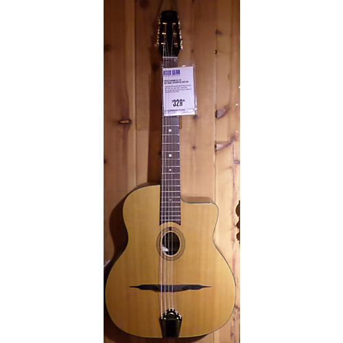 used cigano gj 10 natural acoustic guitar guitar center. Black Bedroom Furniture Sets. Home Design Ideas