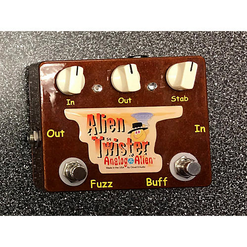 In Store Used Used Cloud 9 Alien Twister Effect Pedal