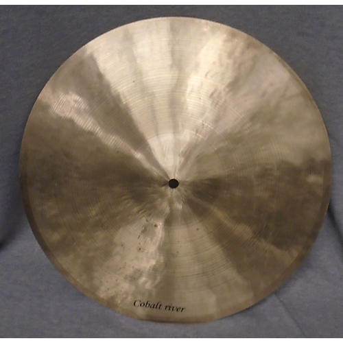 In Store Used Used Cobalt River 2000s 18in Crash Cymbal Cymbal