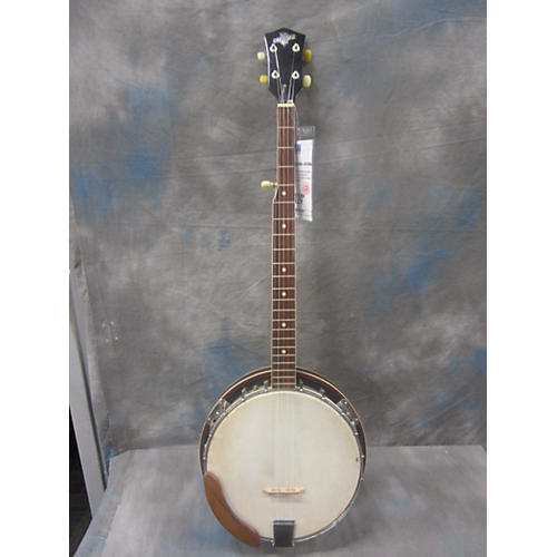 In Store Used Used Conqueror 5 Natural Banjo