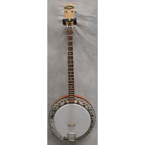 In Store Used Used Contessa By Framus Banjo Natural Banjo