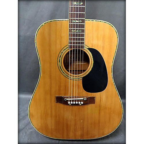 In Store Used Used Cortez 1970s J6500 Natural Acoustic Guitar-thumbnail